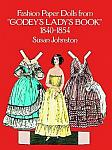 GODEY'S LADY'S BOOK 1840-1854 _Susan Johnston